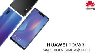 Win the new Huawei Nova 3i