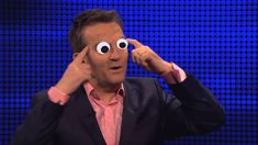Your favourite celebrities with googly eyes!