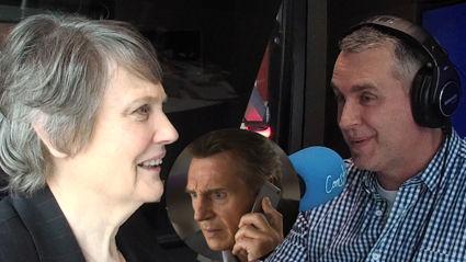 Watch Helen Clark recite Liam Neeson's famous monologue from 'Taken'