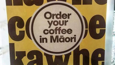 New York cafe embraces Māori Language Week by offering discounted coffee to customers