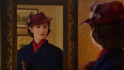 Watch the latest trailer for 'Mary Poppins Returns'