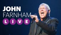 Coast Presents John Farnham!