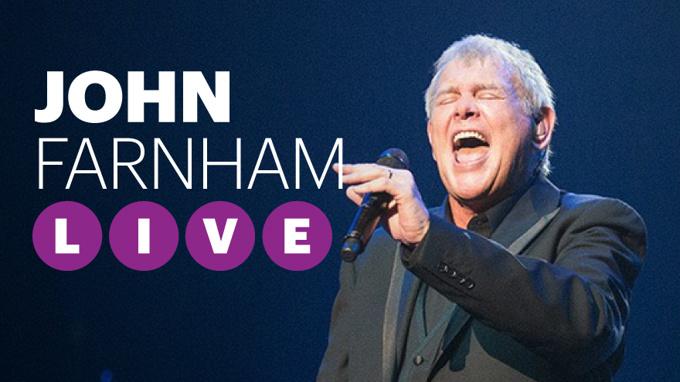 Coast Presents John Farnham!