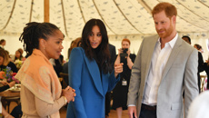Meghan Markle delivers heartfelt speech at Grenfell Tower charity event