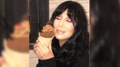 Cher's visit to an Auckland ice cream shop wows locals