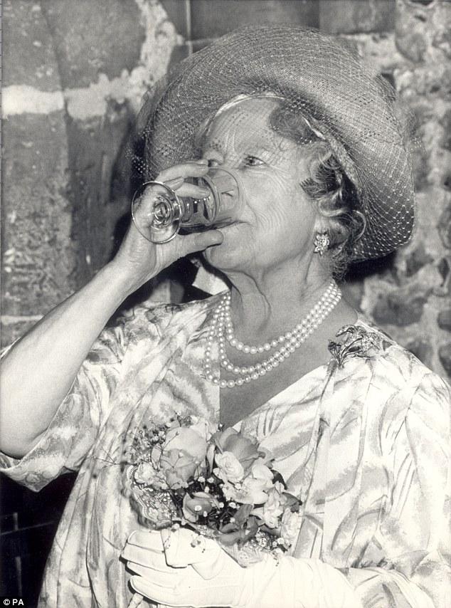 Queen Mum Gin