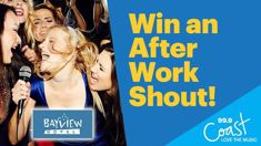 Win an After Work Shout thanks to Bayview Hotel
