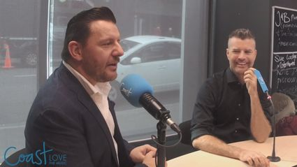 Pete and Manu from My Kitchen Rules open up about the possibility of moving to NZ!
