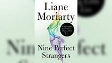 Win the Book of the Week - Nine Perfect Strangers