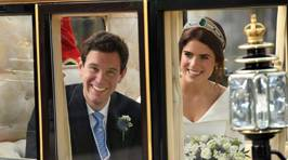 All the beautiful photos from Princess Eugenie's wedding