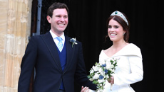 The official royal photos from Princess Eugenie and Jack Brooksbank wedding have been released