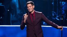 Michael Buble quitting? Not so fast!