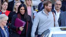 Prince Harry and Meghan Markle have arrived down under!