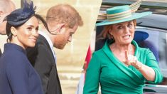 Sarah Ferguson outraged over how Harry and Meghan revealed their pregnancy news