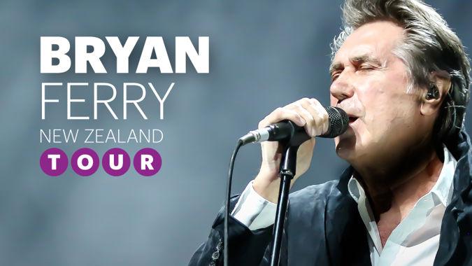 Coast Presents Bryan Ferry