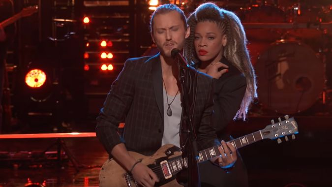 The best 'The Voice' battle ever