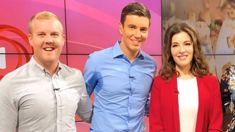 Breakfast relive Jack Tame's hilarious encounter with Nigella Lawson