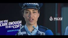 New Zealand Police release another funny recruitment video