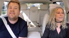 Barbra Streisand wows fans with her Carpool Karaoke performance