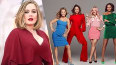 Adele shares her hilarious reaction to the Spice Girls announcing their return