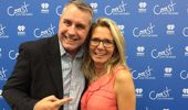 Jason Reeves surprises Suzy Cato with a revelation about her biggest fan