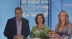 The Great Coast Bake Off with Sue Fleischl!