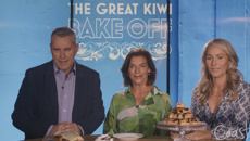 Jason and Bernadine settle their baking dilemma with a 'Great Bake Off'