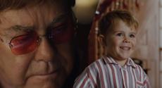 Elton's Christmas ad