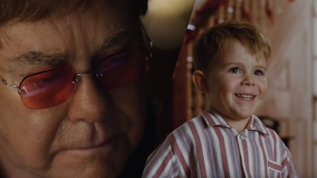 Watch Elton John's heartbreaking Christmas ad that's leaving everyone in tears