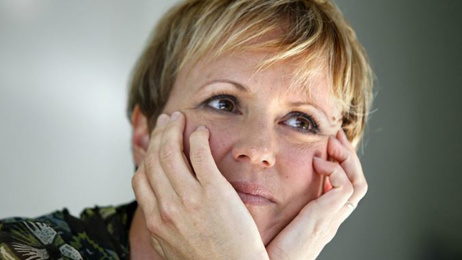 """Hilary Barry opens up about her """"depressing"""" last days at Newshub"""