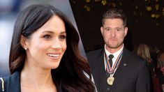 Meghan Markle and Michael Buble's surprising relationship is revealed