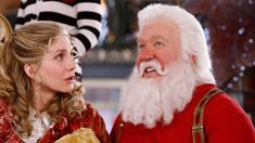 The VERY dark way that the iconic Christmas movie 'The Santa Clause' was meant to start