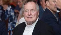 George Bush senior has died