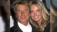 How a supermodel almost led to the end of Rod Stewart and Penny Lancaster's relationship
