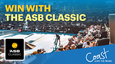 Win tickets to the 2019 ASB Classic