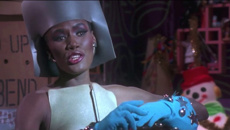 Grace Jones: Little Drummer Boy