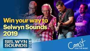 Win Your Way to Selwyn Sounds 2019!