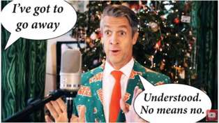 Christmas classic gets an hilarious makeover