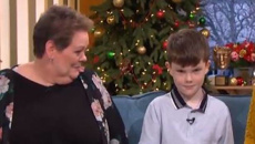 The touching moment that Anne Hegerty meets the autistic fan who sent her the heartwarming letter