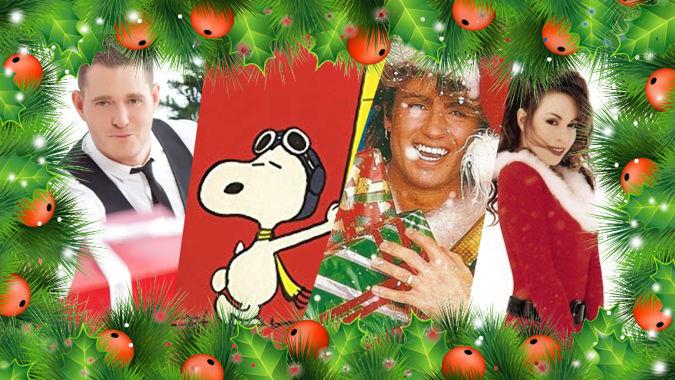 Coast's Christmas Music Countdown