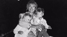 Rod Stewart reveals who would play himself in his biopic