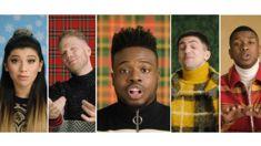 Watch Pentatonix's amazing new Christmas a capella video