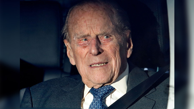 Prince Philip involved in accident