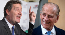 Piers' run in with Philip