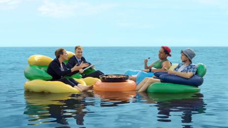 Hilarious Aussie ad goes viral
