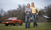 The Dukes of Hazzard ride again in this hilarious ad