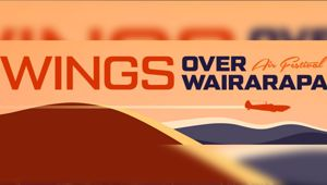 Win tickets to Wings over Wairarapa with Coast
