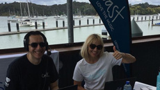 The Bay of Islands Sailing Week with Mel and JT