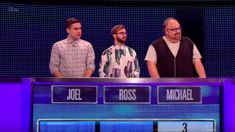 Bradley Walsh and Paul Sinha are left stunned after contestants make history on The Chase