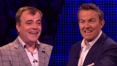 Bradley Walsh and Simon Gregson reminisce about Coronation Street on The Chase